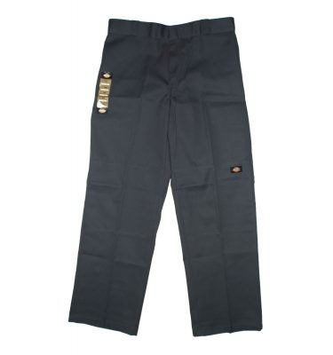 Dickies 852 Loose Double Knee Work Pants Charcoal Australia