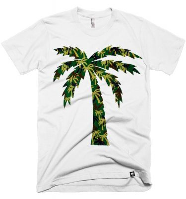 BLVD Supply Contra White Tshirt Front