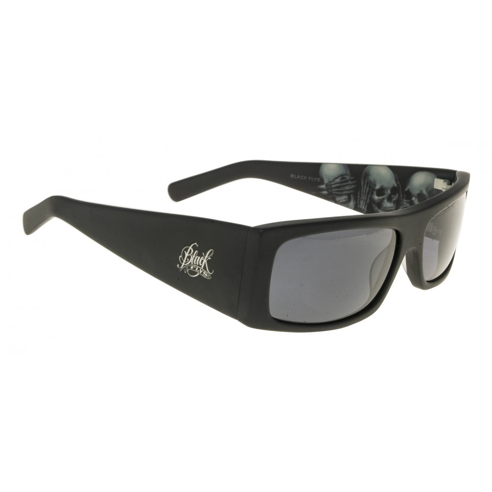 """Black Flys Sun Collection. Black Flys sunglasses have been named the """"true California original"""" for a reason. The essence of this brand is skating, surfing and having fun in the sun."""
