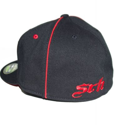 SRH Red Logo Cap Back