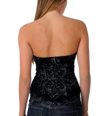 SRH Empire Black Tube Top Back