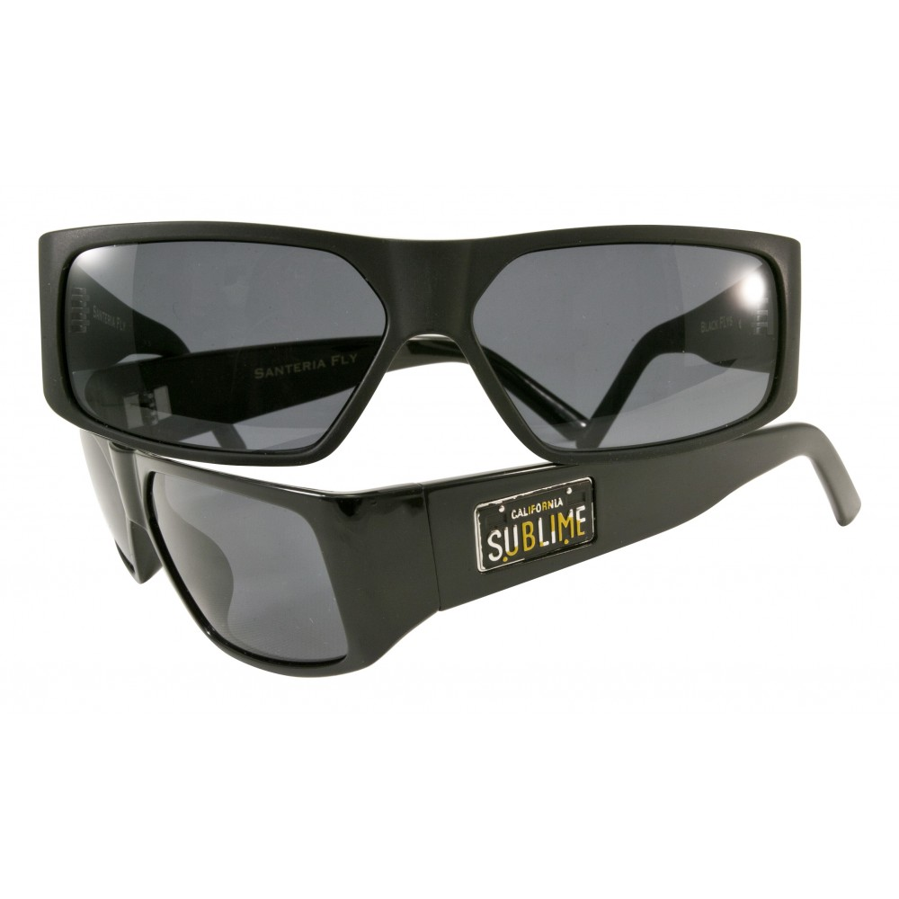 Black Flys Santeria Fly Sunglasses