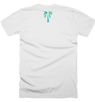 BLVD Supply Smoke White Tshirt Back