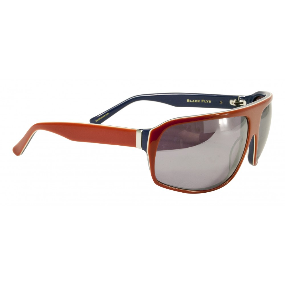 Black Flys Tequila Flyrise Red Blue Sunglasses