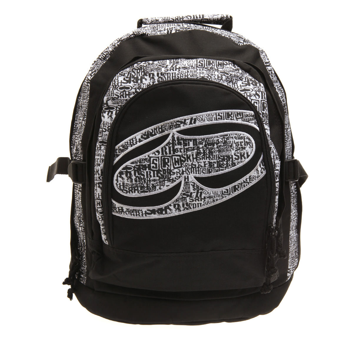 SRH Invader Backpack White Front