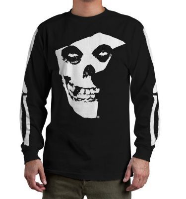 Famous Stars & Straps - Misfits Badge Mens Jumper