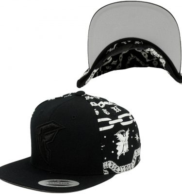 Famous Stars & Straps - Linked Up Snapback Cap