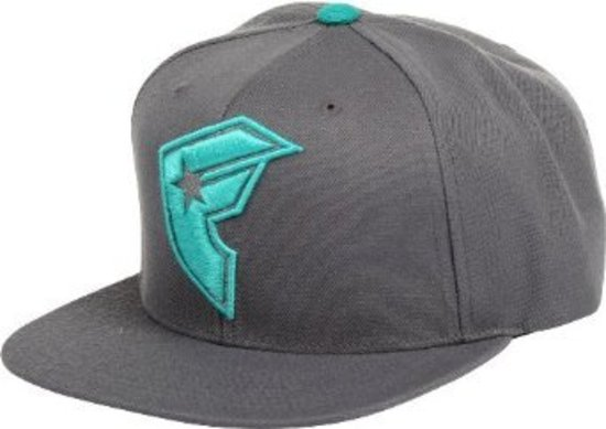 Famous Stars & Straps - Official BOH Cap - Grey/Green
