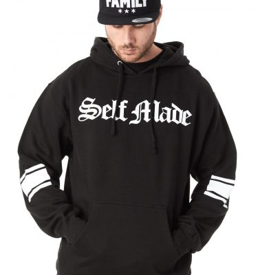Famous Stars & Straps - Self Made Mens Hoodie