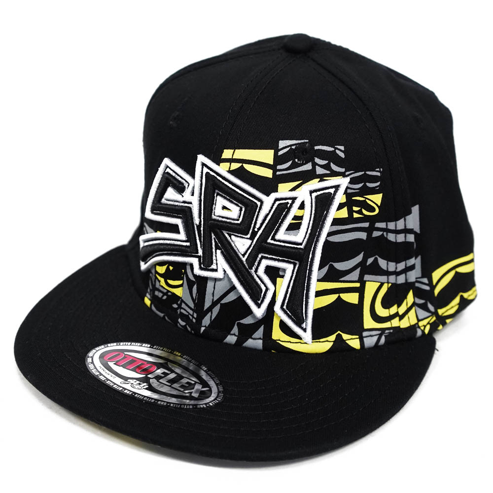 Srh Clothing Slant 3 Mens Ottoflex Fitted Cap